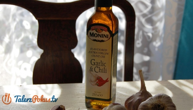 Oliwa smakowa Czosnek & Chili