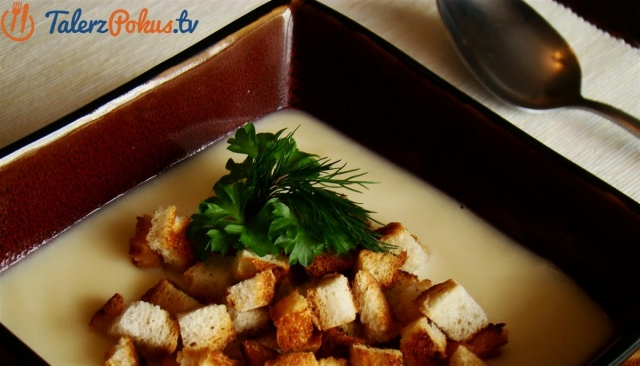 Zupa krem kalafiorowy