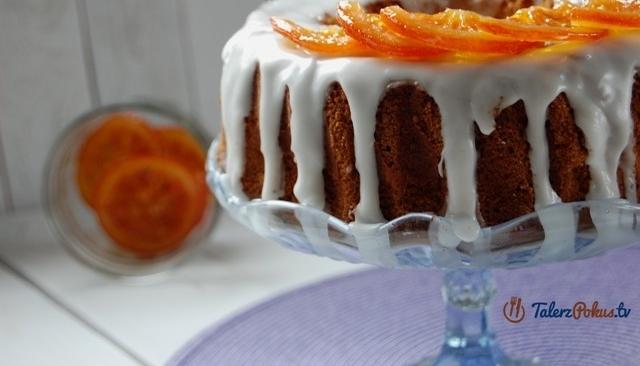 Babka pomarańczowa